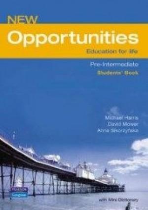Opportunities Global Pre-Intermediate Students´ Book NE
