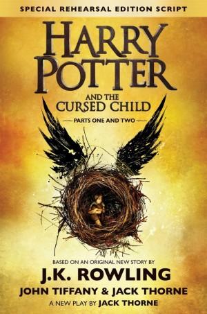 Harry Potter and the Cursed Child (8) - Parts I & II - Joanne K. Rowlingová, Jack Thorne, John Tiffany