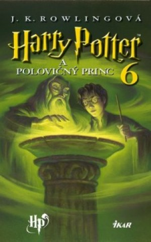 Harry Potter 6 - A Polovičný Princ
